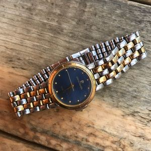 Used PierreCardin women's watch gold and silver